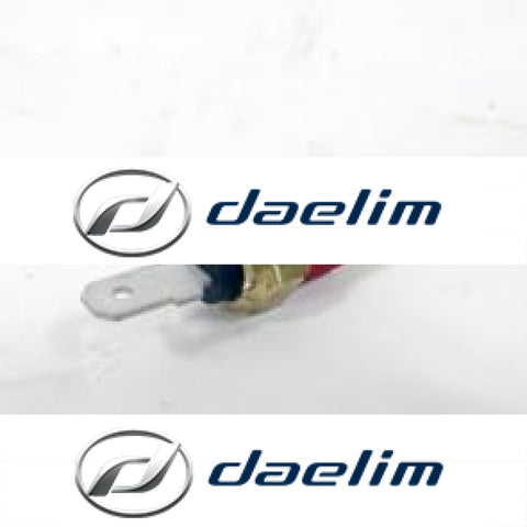 Genuine Water Temp Gauge Unit Sensor Daelim S3 125 250