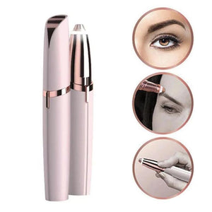 iBrow Portable Electric Eyebrow Shaper - The best Eye brown shaper