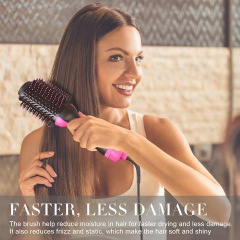 Hair Dryer & Volumizer Brush
