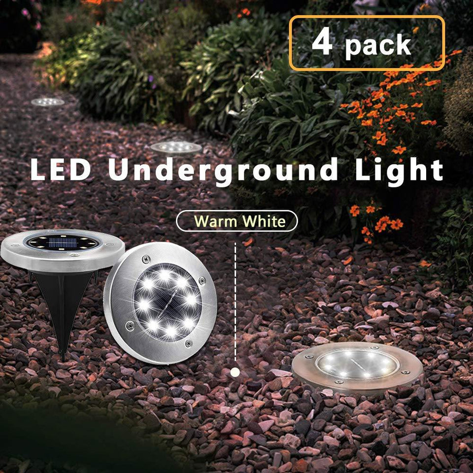 led ground lights