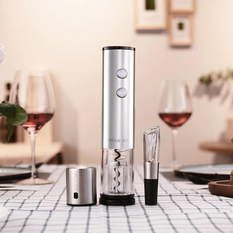 Xiaomi Circle Joy Electric Stainless Steel Wine Opener