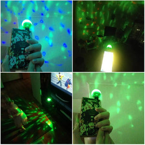 Mini USB Disco Ball Party Lights