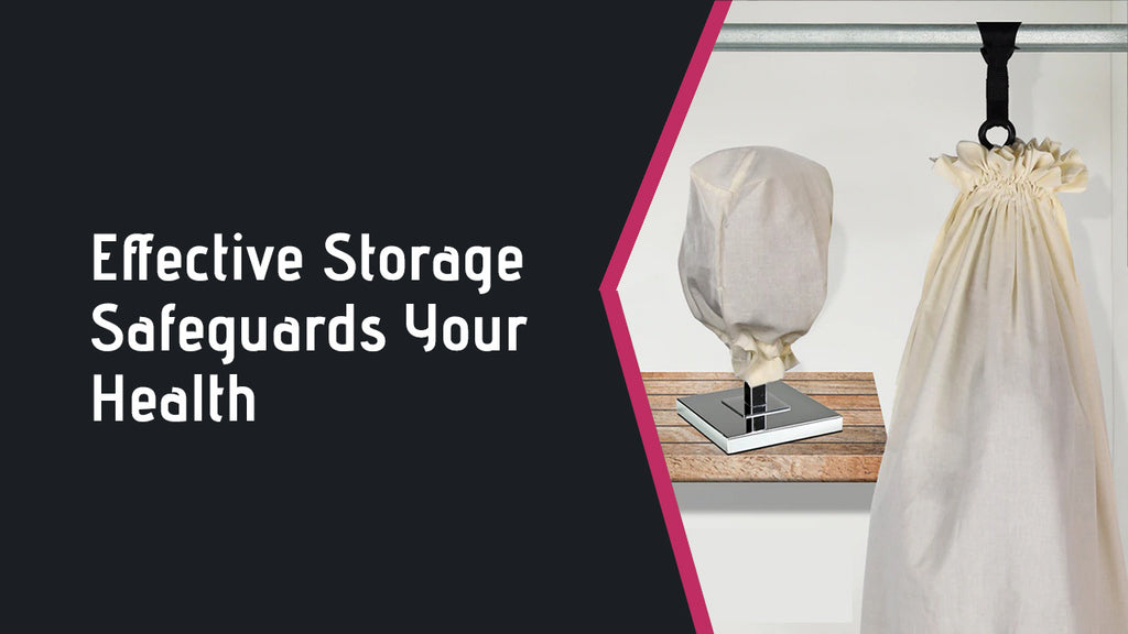 Effective Storage Safeguards Your Health