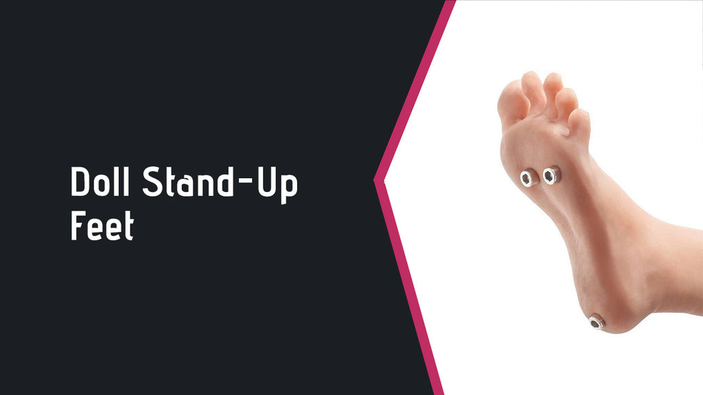 Doll Stand-Up Feet