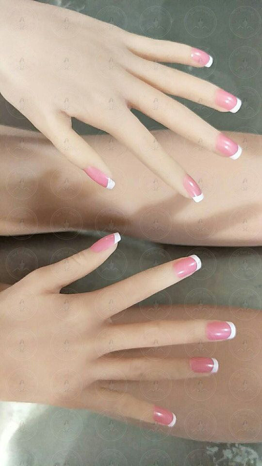 sex doll nail color