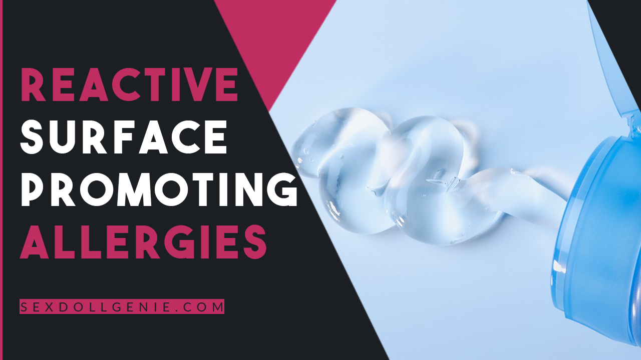 Reactive Surface Promoting Allergies