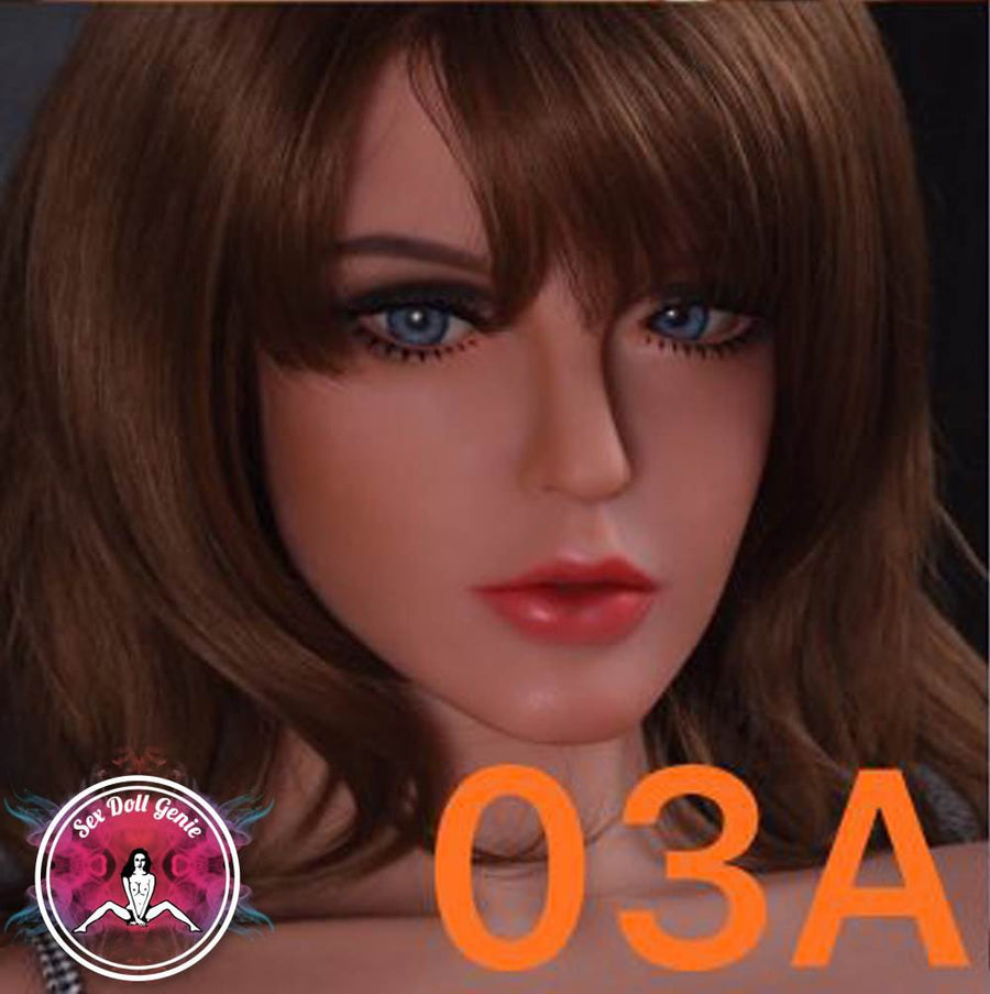 HiDoll Doll Head - 03A