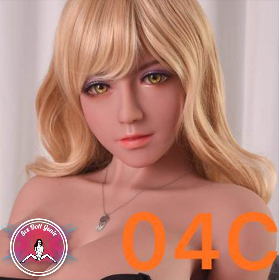 HiDoll Doll Head - 04C