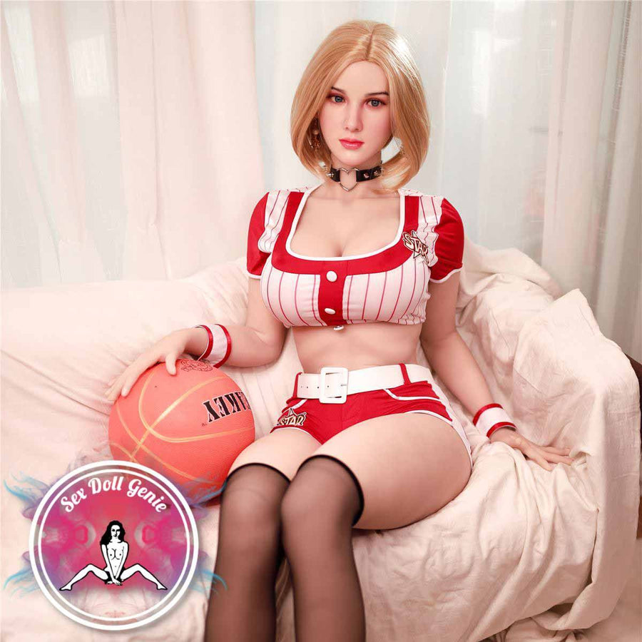 "Dorthea - 164cm | 5' 3"" - K Cup (Hybrid - Silicone Head + TPE Body)"