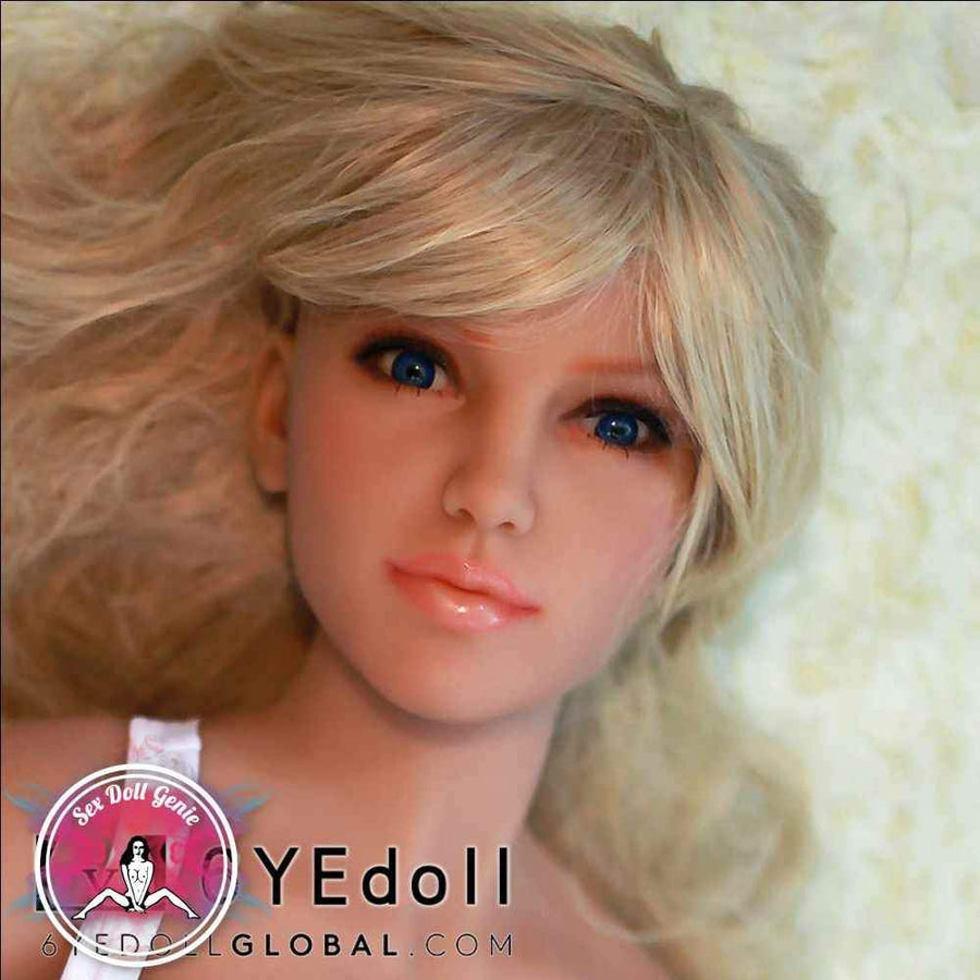 6YE Doll Head - #N17