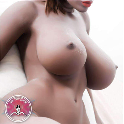 "Sex Doll - Aaimee - 158cm | ebony sex doll | 5' 2"" - H Cup - Product Image"