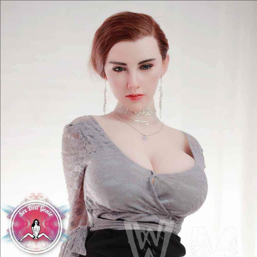 "Sex Doll - Apryl - 168 cm | 5' 6"" - G Cup - TPE Silicone Hybrid Doll - Product Image"