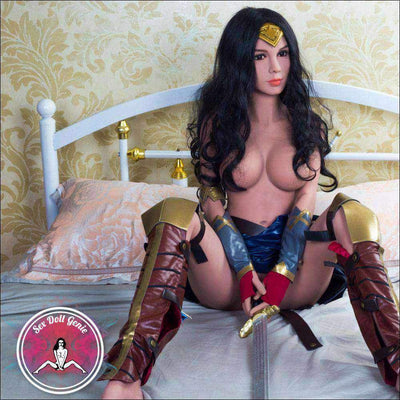 "Sex Doll - Diana - Wonder Woman Sex Doll - 165 cm | 5' 5"" - D Cup - Product Image"