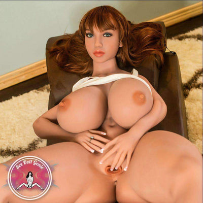 "Sex Doll - Evelin - 146cm | 4' 9"" - K Cup - Product Image"