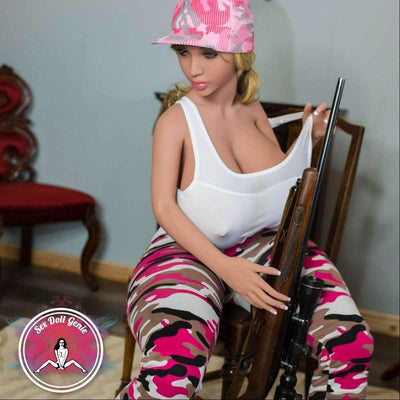 "Sex Doll - Jazlin - 146cm | 4' 9"" - K Cup - Product Image"