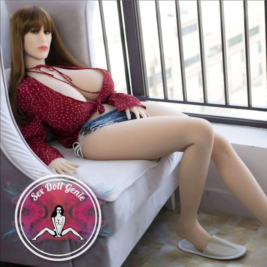 "Sex Doll - Jenna - 162cm | 5' 3"" - I Cup - Product Image"