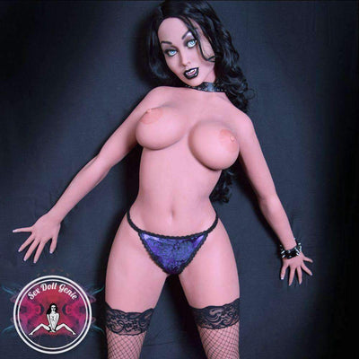 "Sex Doll - Naima (Vampire) - 165cm | 5' 4"" - G Cup - Product Image"