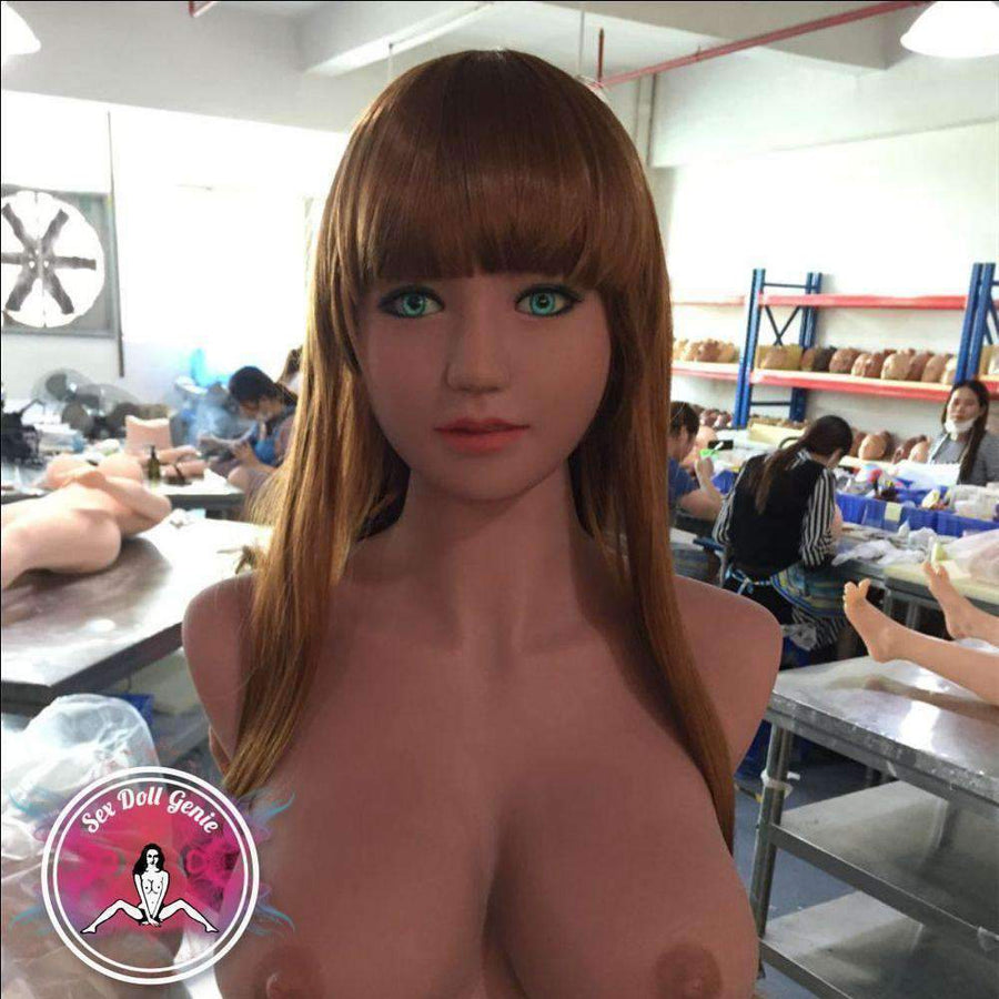 Sex Doll - Stephanie - 85 cm Torso Doll - G Cup - Product Image