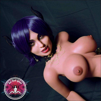 "Sex Doll - Twilight (Vampire) - 148 cm | 4' 10"" - H Cup - Product Image"