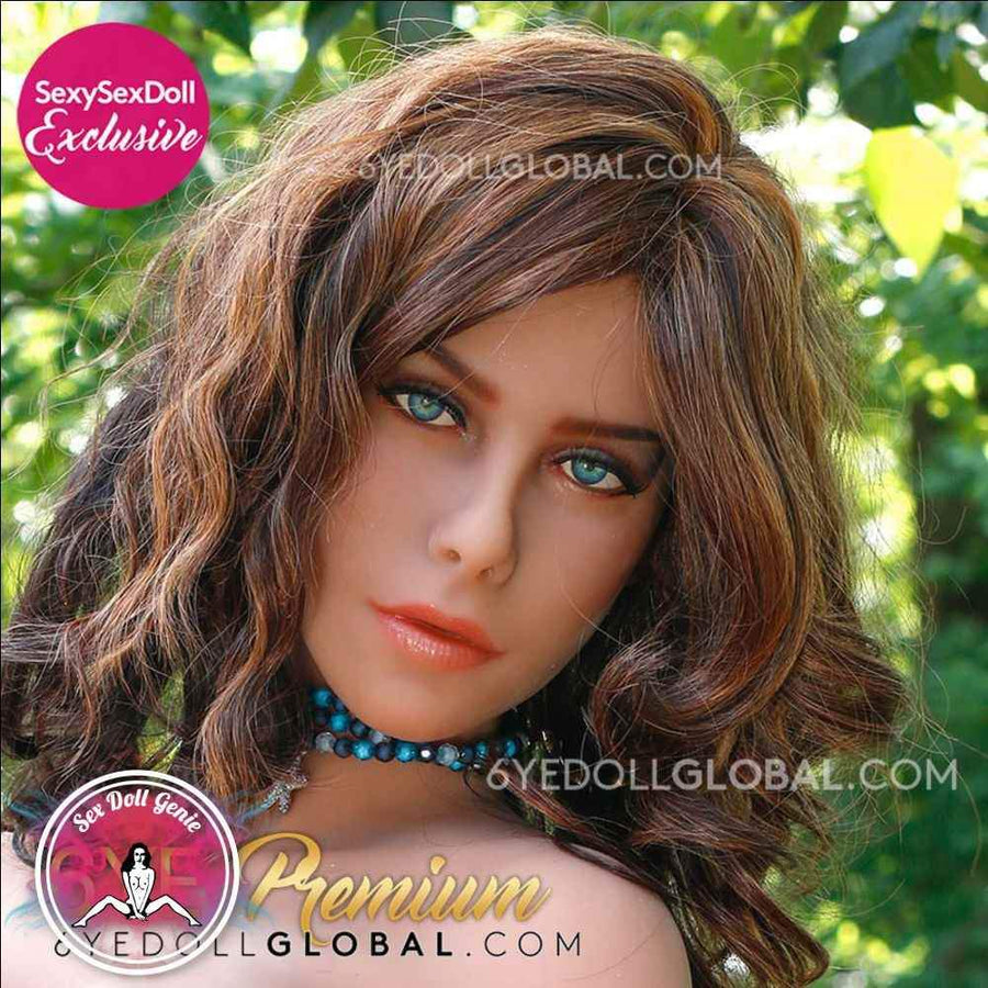 6YE Doll Head - #SSD-b002