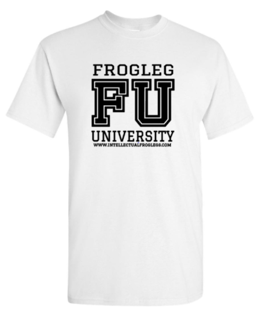 2018 FrogLeg University T-Shirt - LITE Imprints