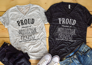 Proud Member V-neck - LITE Imprints