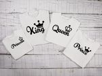 Royal Family Shirts - LITE Imprints