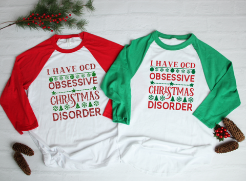 Obsessive Christmas Disorder - LITE Imprints