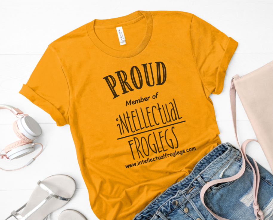 Proud Member T-Shirt - LITE Imprints