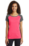 Sport-Tek Ladies Scoop Neck Tee - LITE Imprints