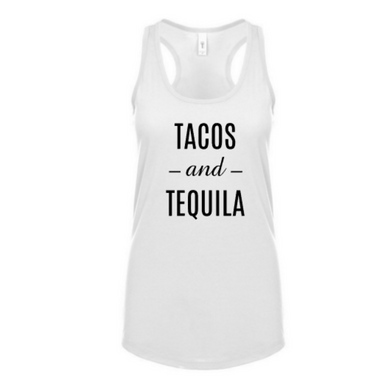 Tacos-and-Tequila Tank - LITE Imprints