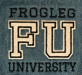 FrogLeg Denim(embroidered) - LITE Imprints