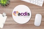 ACDIS Mouse Pad-round - LITE Imprints