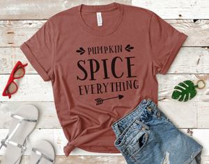 PUMPKIN SPICE EVERYTHING - LITE Imprints