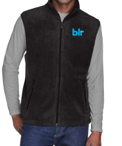 Men's Fleece Vest - LITE Imprints