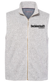 Men's Vintage Sweaterfleece Vest - LITE Imprints