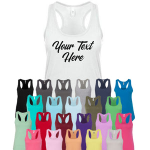 Custom Ladies Tank - LITE Imprints
