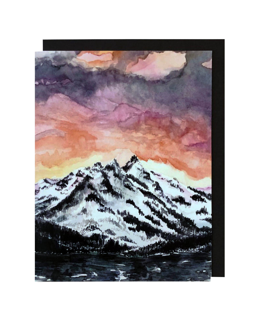 Mount Tallac Card Set of 6