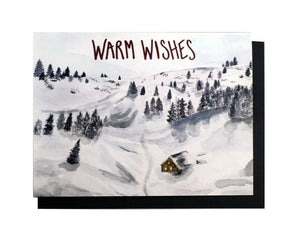 Warm Wishes Card Set of 6