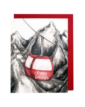 Gondola Holiday Card Set of 6