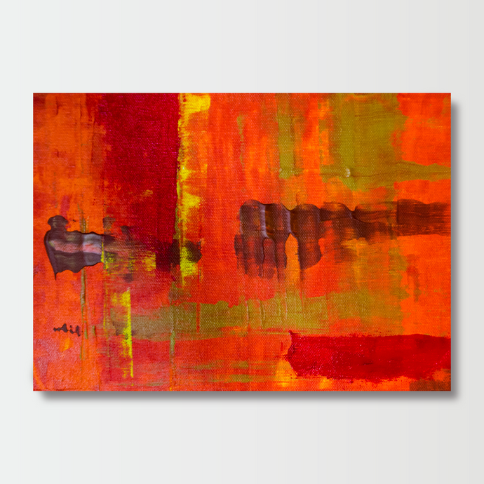 Being Abstract - Paintings - Roumies Affordable Art - www.Roumies.com