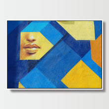 Load image into Gallery viewer, Humans & Shapes - Paintings - Roumies Affordable Art - www.Roumies.com