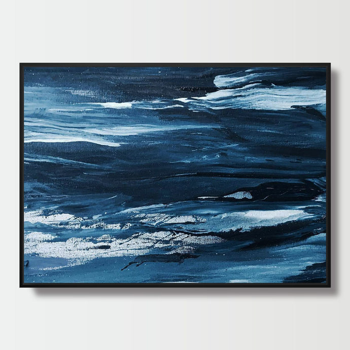 Wave Painter - Paintings - Roumies Affordable Art - www.Roumies.com