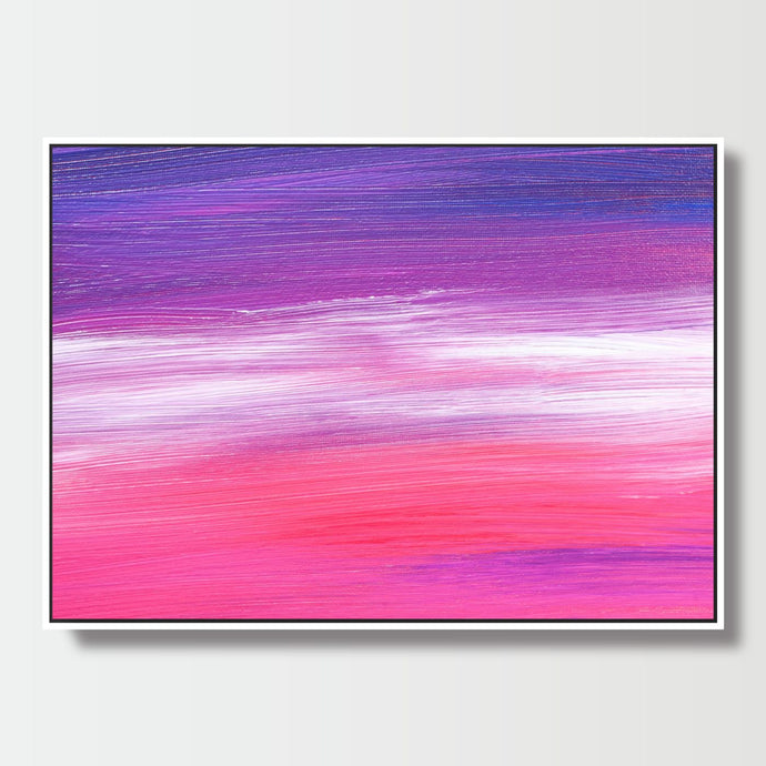 Horizon Abstract - Paintings - Roumies Affordable Art - www.Roumies.com