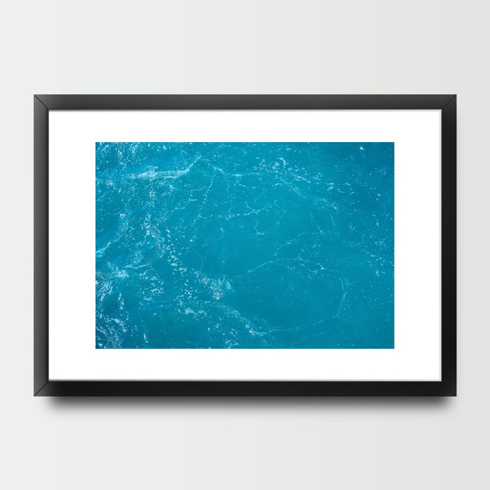 Clear Blue Water - Prints - Roumies Affordable Art - www.Roumies.com