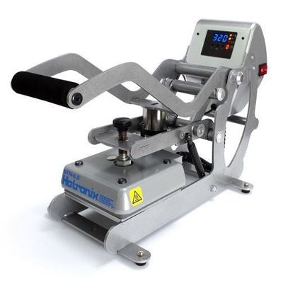 "Hotronix® Auto Open Clam LowRider Heat Press - 6"" x 6"""