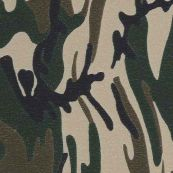 Patterned Fashions - 645 Army Camouflage