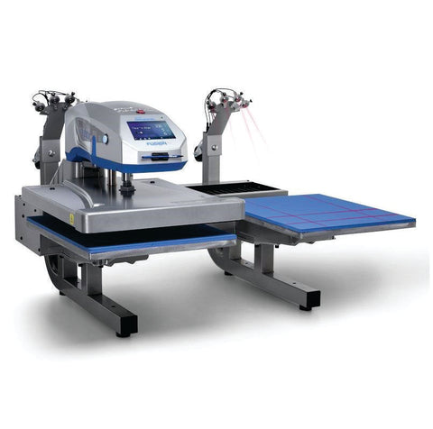 "Hotronix® Dual Air FUSION IQ™ Heat Press - Dual 16"" x 20"""