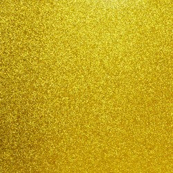 Glitter - Yellow(Gold)