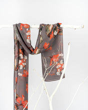 Load image into Gallery viewer, Orange Boldness Chiffon Scarf